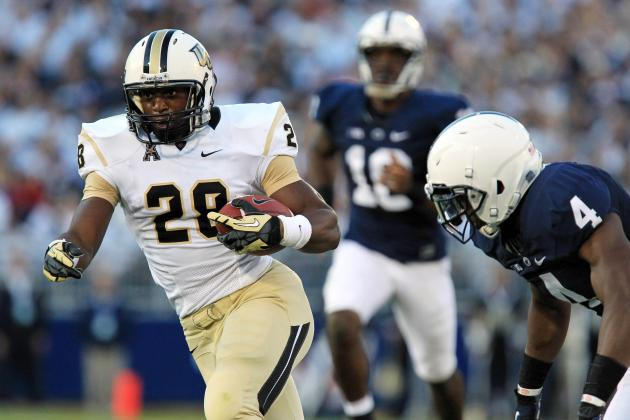 UCF vs. Penn State: 10 Things We Learned in Nittany Lions' Loss