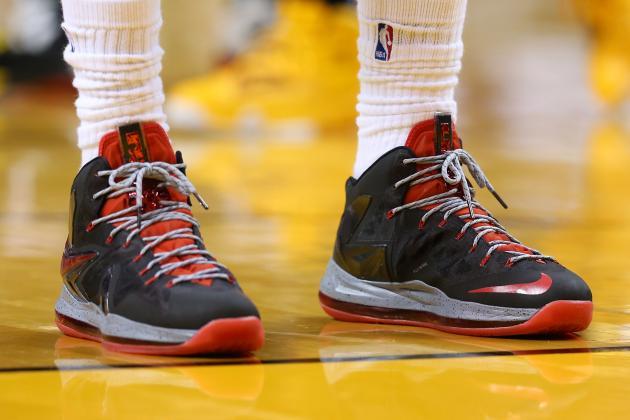 Ranking LeBron James' Sickest Signature Shoes