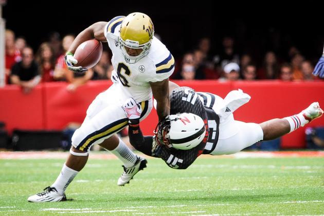 Nebraska vs. UCLA: 10 Things We Learned in Cornhuskers' Loss