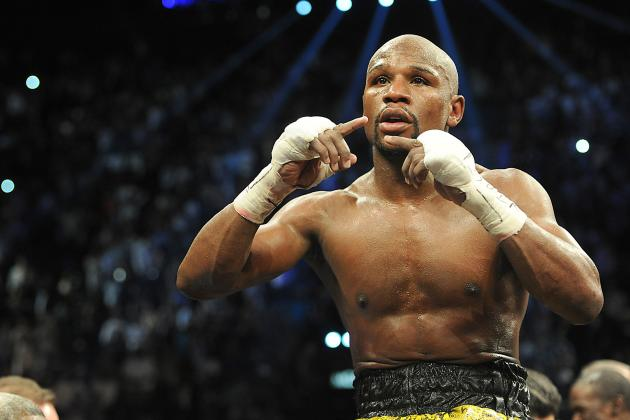 Ranking the Top 25 Pound-for-Pound Boxers After Canelo vs. Mayweather Bout