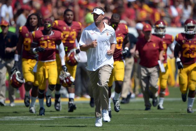 Boston College vs. USC: 10 Things We Learned in Trojans' Win