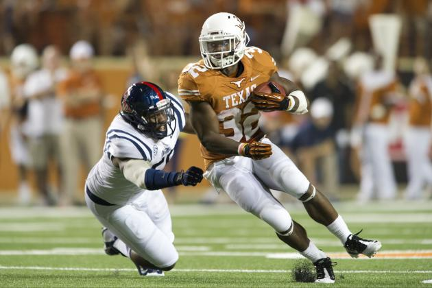 Texas Football: 10 Things We Learned from the Longhorns' Loss to the Rebels