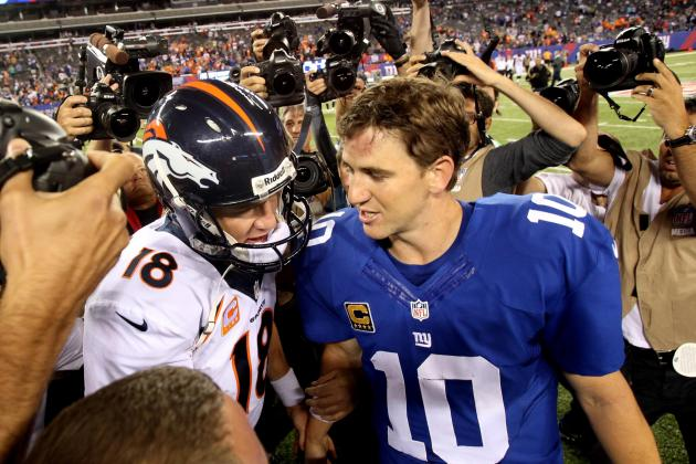 Denver Broncos vs New York Giants: Full Roster Report Card Grades for Denver