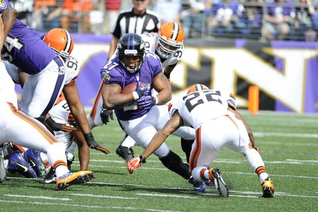 Browns vs. Ravens: Takeaways from Baltimore's 14-6 Win over Cleveland