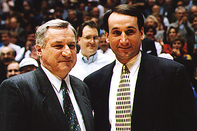 Ranking the 10 Greatest Coaching Rivalries in College Basketball History