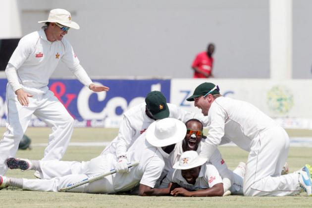 Zimbabwe vs. Pakistan: Winners and Losers from the Second Test