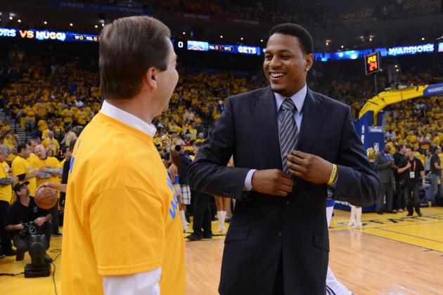 Ranking the Best Trade Options for Brandon Rush and the Utah Jazz