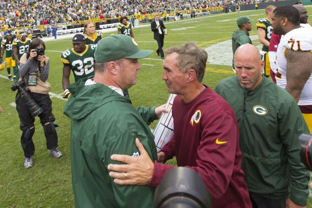 Redskins vs Packers: Takeaways from Green Bay's 38-20 Win over Washington