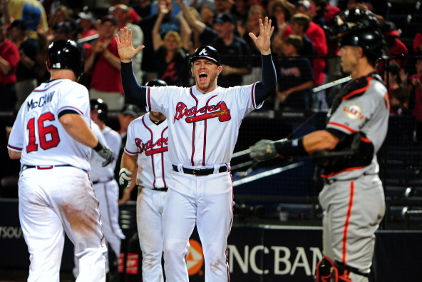 Creating Atlanta Braves' Ideal Postseason Batting Order