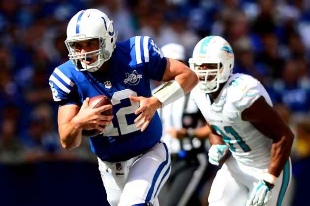 Dolphins vs. Colts: Takeaways from Indianapolis' Loss to Miami