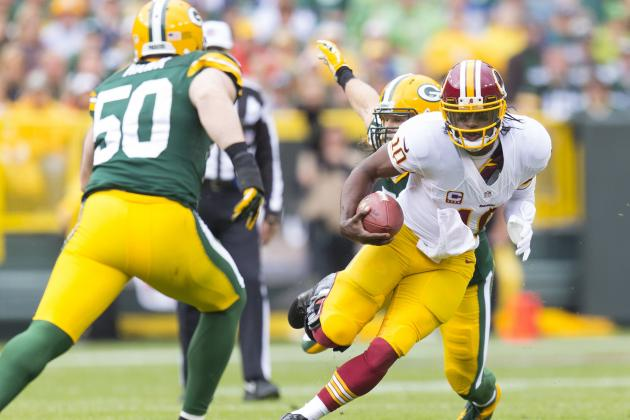 Washington Redskins vs. Green Bay Packers: Takeaways from Redskins' 38-20 Loss