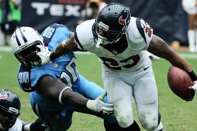 Titans vs. Texans: Takeaways from Tennessee's 30-24 Loss to Houston