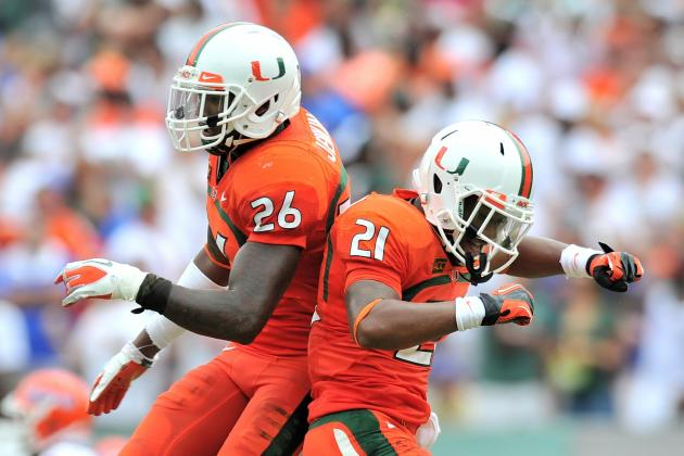 Biggest Surprises for Miami Hurricanes Through Week 3