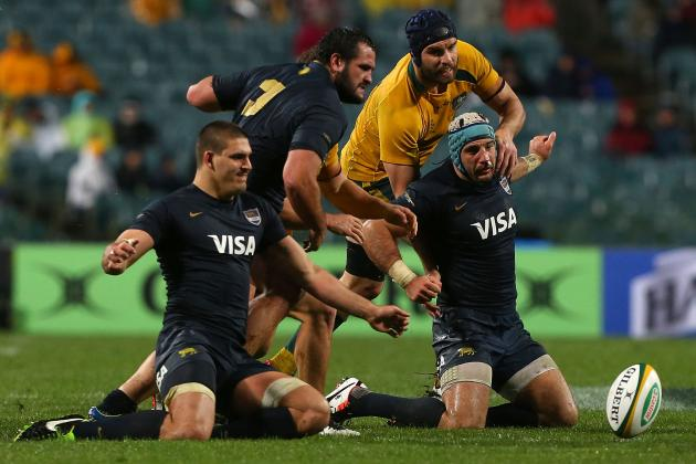 The Biggest Hits in World Rugby This Week, Leguizamon Dominates Wallabies