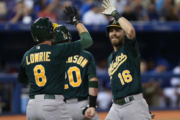 Who Surprised and Who Disappointed for Oakland Athletics in 2013?