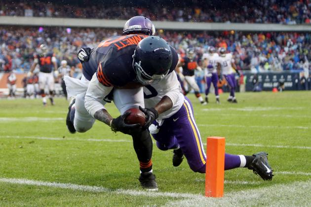 Vikings vs. Bears: Full Roster Report Card Grades for Chicago