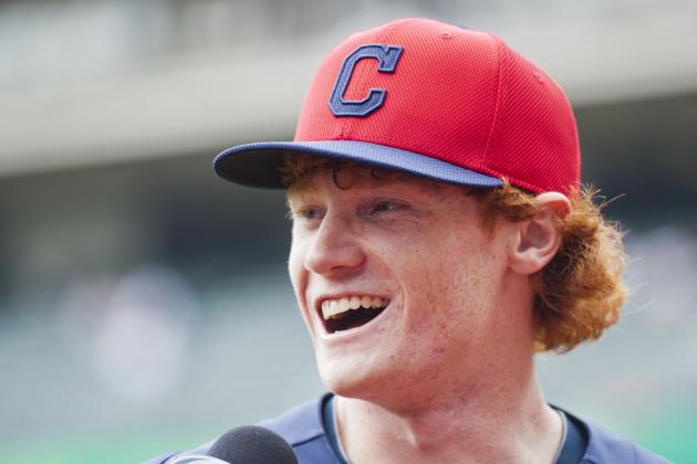 Ranking the Indians' Top 10 Prospects After the 2013 Minor League Season