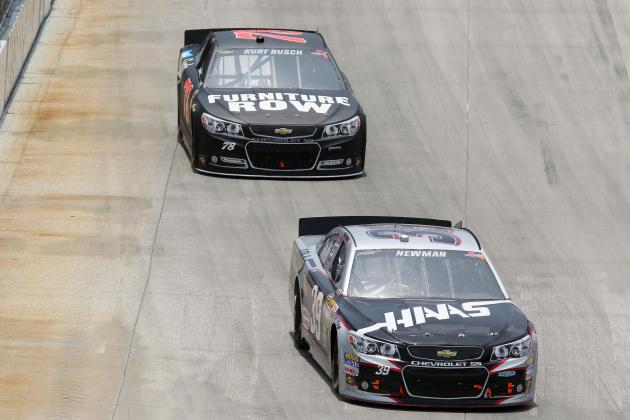 Grading the Sprint Cup Series' Confirmed 2014 Driver Changes