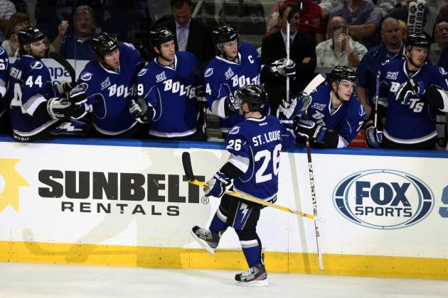 Predicting the Strength and Weakness of Each Tampa Bay Lightning Line in 2013-14