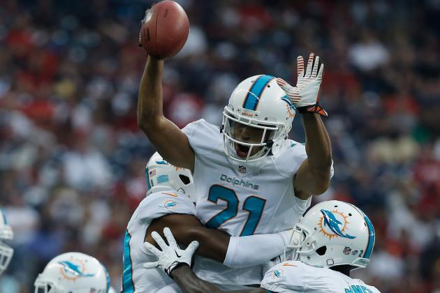 Miami Dolphins Week 2 Report Card