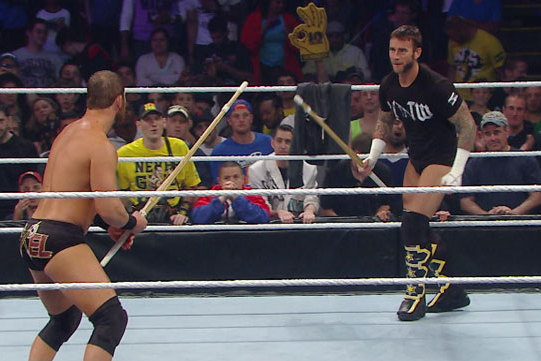 Night of Champions 2013: What's Next for CM Punk, Curtis Axel and Paul Heyman?