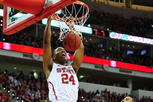Predicting Which NCAA Basketball Sophomores Will Take Biggest Leap in 2013-14