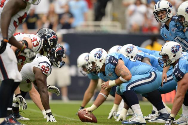 Tennessee Titans vs. Houston Texans: Week 2 Winners and Losers