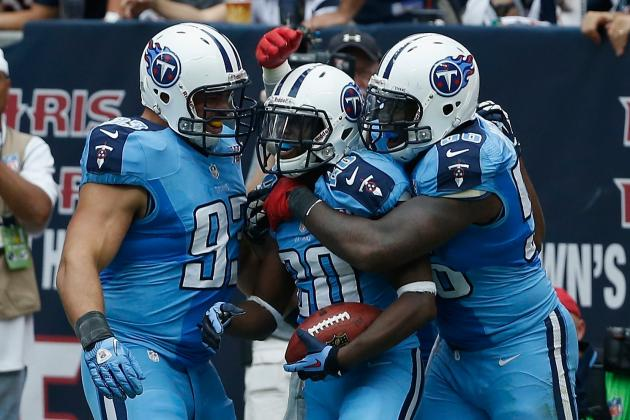 Titans vs. Texans: Full Roster Report Grades for Tennessee