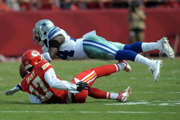 Cowboys vs. Chiefs: Full Roster Report Card Grades for Kansas City