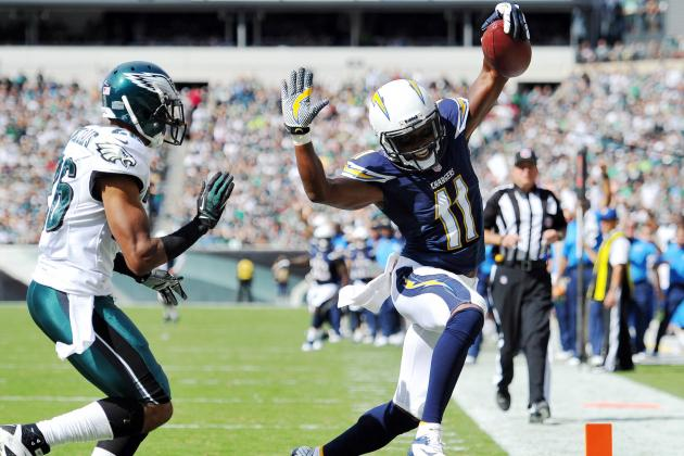 San Diego Chargers Positional Grades vs. Eagles