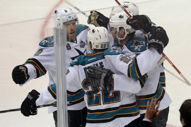 Bad Habits San Jose Sharks Stars Need to Drop in 2013-14