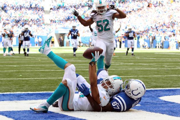 Dolphins vs. Colts: Full Roster Report Card Grades for Miami