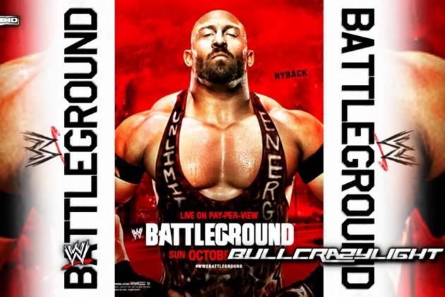 5 Gimmick Matches That Would Fit Perfectly with WWE Battleground's Theme