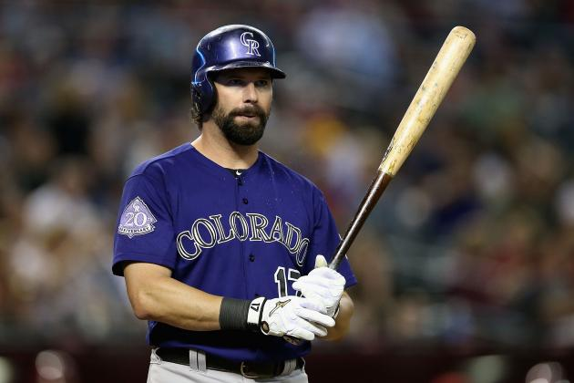 Ranking the 10 Greatest Moments of Todd Helton's Stellar MLB Career