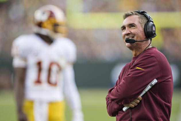 5 Things We've Learned from Washington Redskins' 0-2 Start