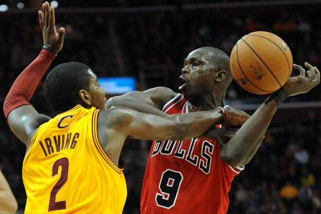 5 Cleveland Cavaliers Rivalries That Will Heat Up in 2013-14