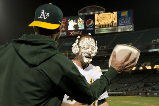 Oakland Athletics: Ranking 2013 Walk-off Wins