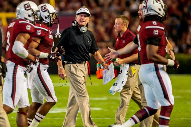 South Carolina: 10 Weaknesses Spurrier Must Address in Bye Week