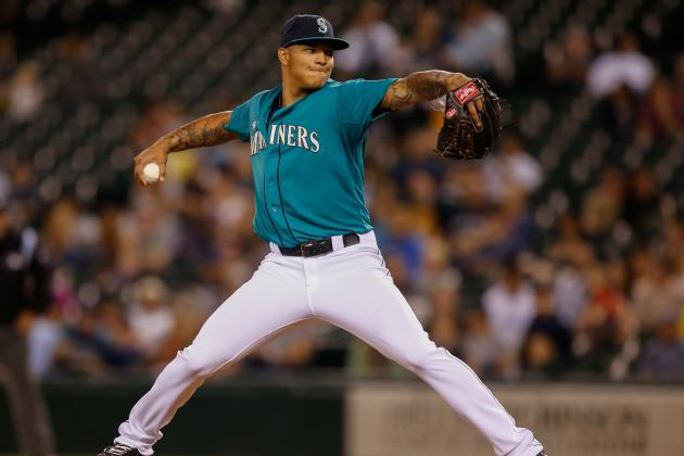 Ranking Seattle Mariners' Top 10 Prospects After the 2013 Minor League Season