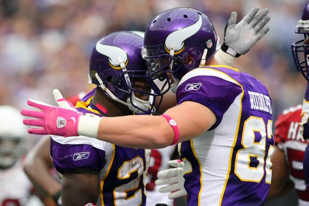 Full Week 3 Stat Projections for 5 Minnesota Vikings Offensive Players