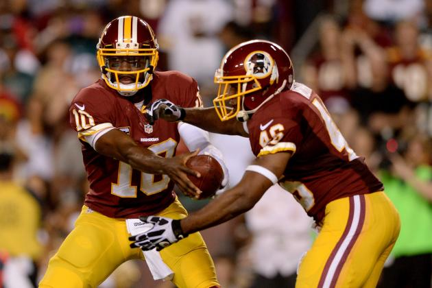 Full Week 3 Stat Predictions for Washington Redskins Offensive Players