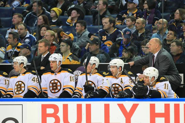 Bad Habits Boston Bruins Stars Need to Drop in 2013-14