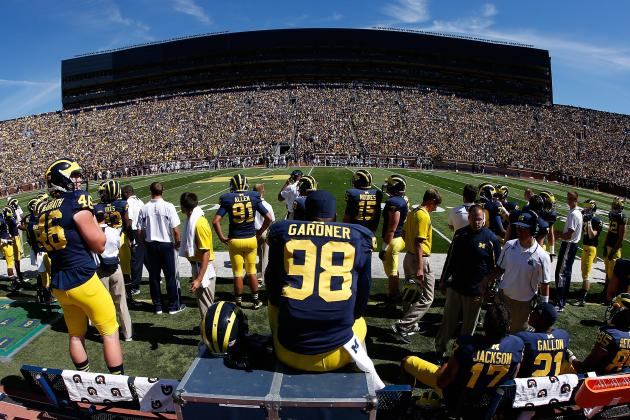 Michigan Wolverines vs. Connecticut Huskies: Complete Game Preview