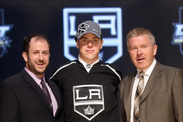 Realistic 2013-14 Expectations for Los Angeles Kings Rookies