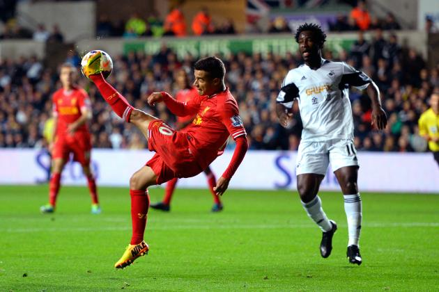 8 Positives and Negatives from Liverpool's 2-2 Draw at Swansea City