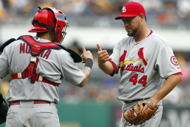 Who Surprised and Who Disappointed for the St. Louis Cardinals in 2013