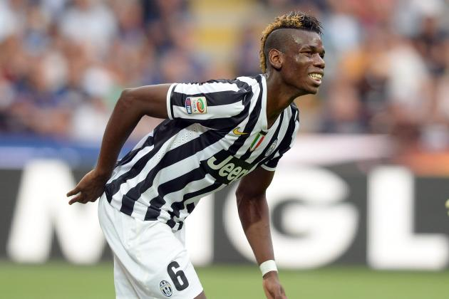 5 Things Paul Pogba Must Learn to Succeed Andrea Pirlo