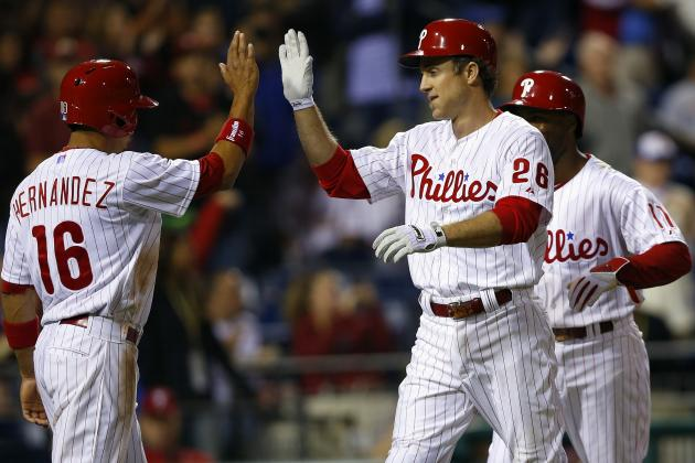 Philadelphia Phillies: 5 Players Who Did the Unexpected in 2013