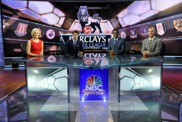 Grading NBC's Performance Covering the EPL