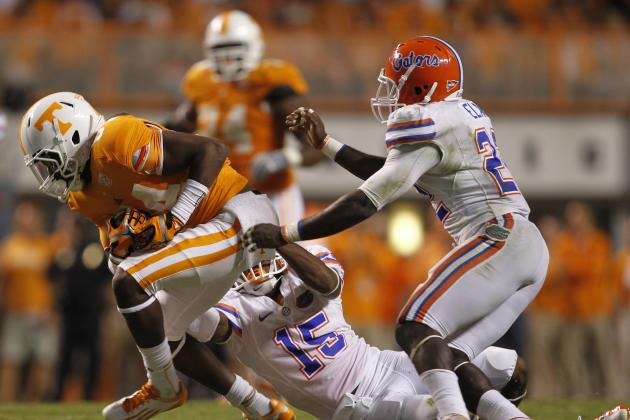 Florida Gators vs. Tennessee Volunteers Complete Game Preview
